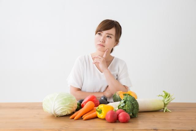 食事の食べる順番を変えてダイエット!野菜を先に食べたらいいってほんと?