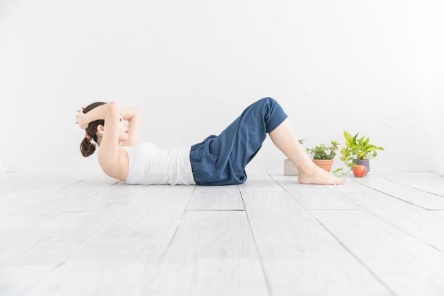 リバウンド防止策2:筋肉量を増やす