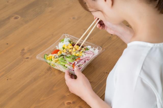 ◇停滞期のケース1:食事制限でがくんと体重を落とした場合