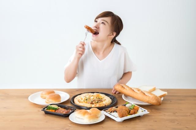 根拠1:空腹につながる代謝性食欲を抑える